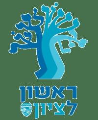 לוגו ראשון לציון כחול , שירותי הסעדה TryFoodies
