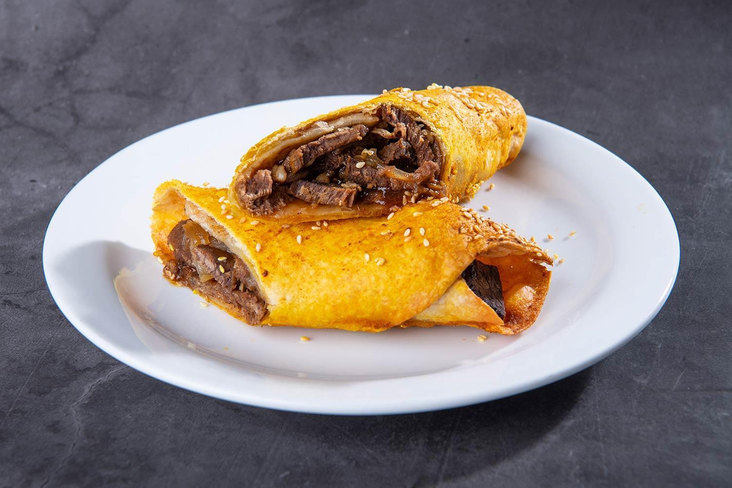 טורטיה ממולאת בשר , שירותי הסעדה למפעלים TryFoodies