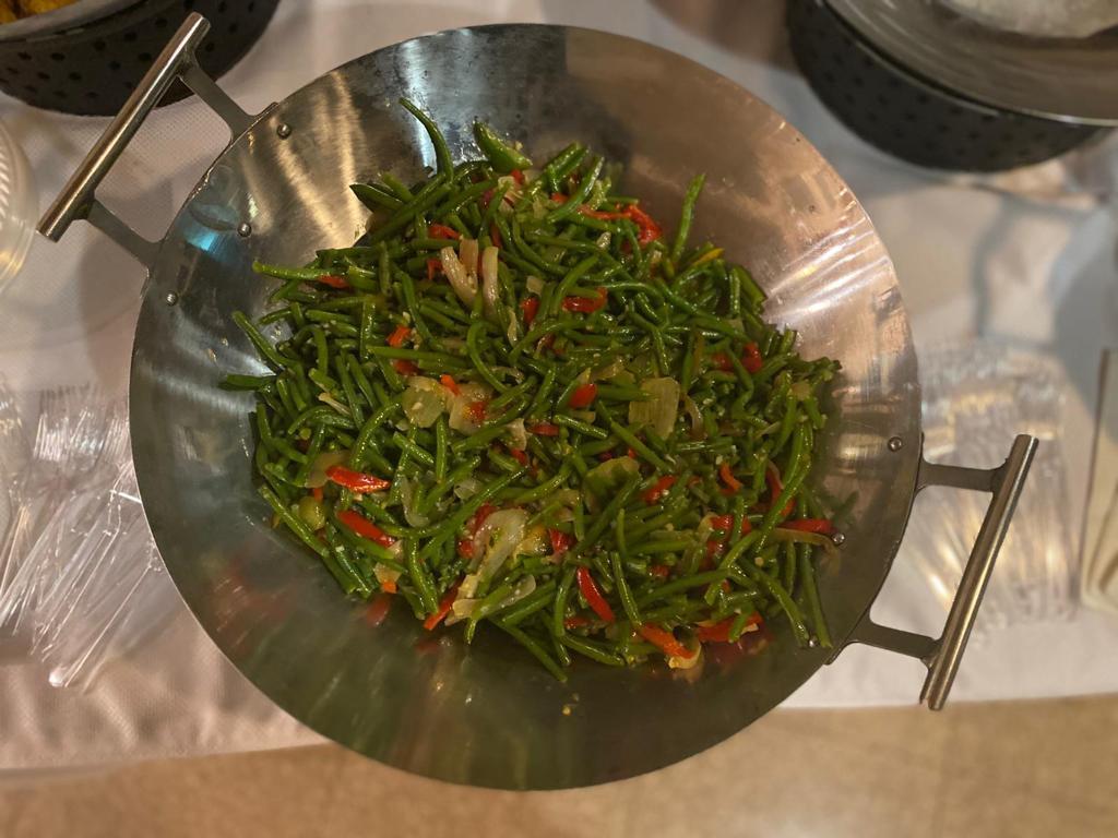 ירקות מוקפצים ברוטב,שירותי הסעדה למסעדות TryFoodies