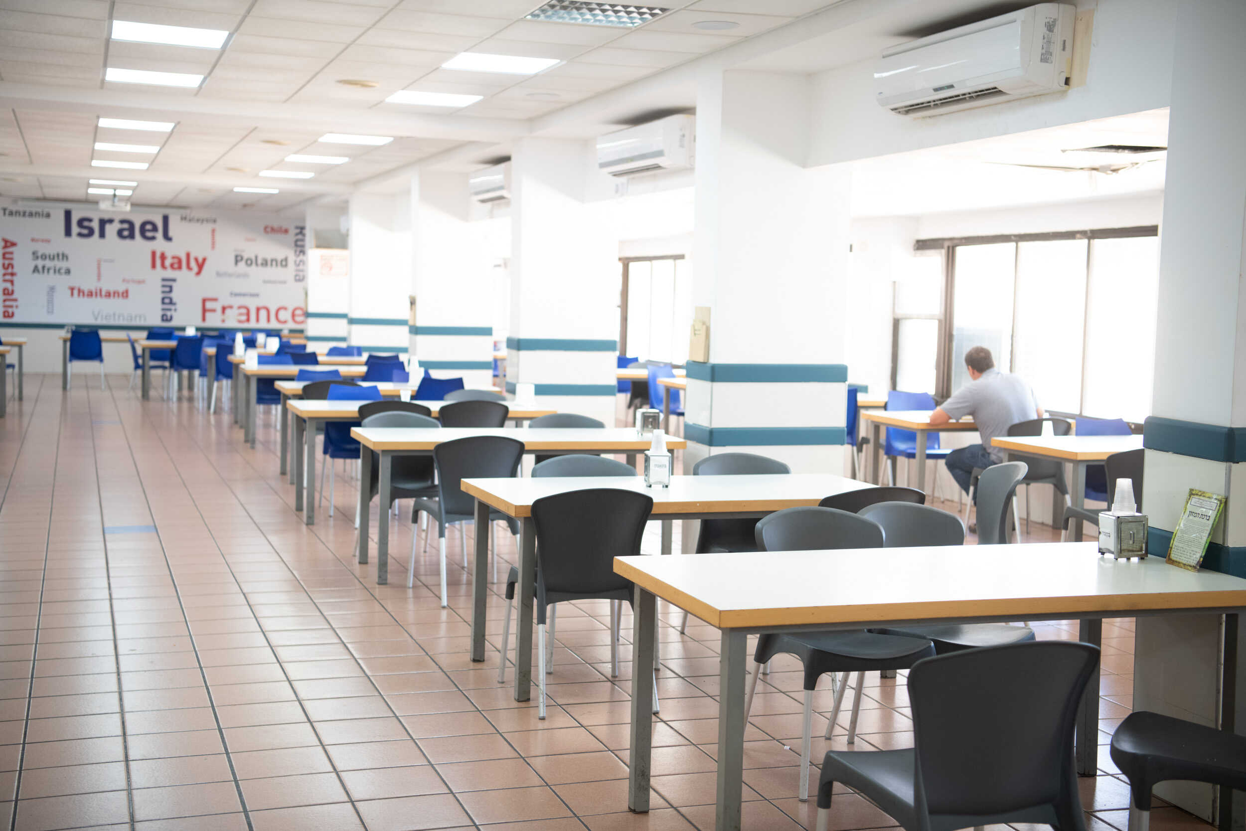 ניהול חדרי אוכל